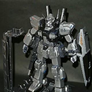 バンダイ(BANDAI)のMG1/100  RX-178 ガンダムMk-Ⅱオリジナルメタリック系塗装完成品(模型/プラモデル)
