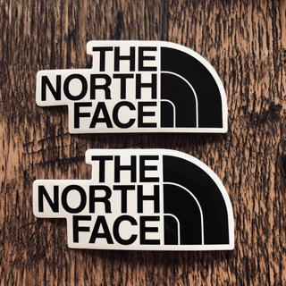 THE NORTH FACE - ノースフェイス ステッカー×2枚