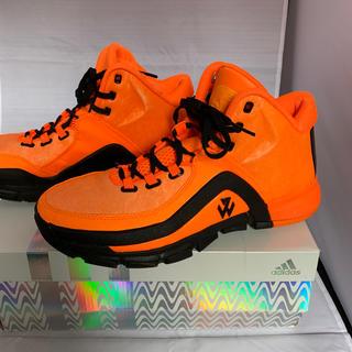 アディダス(adidas)の【US限定カラー】adidas/J WALL2/26.5cm(バスケットボール)