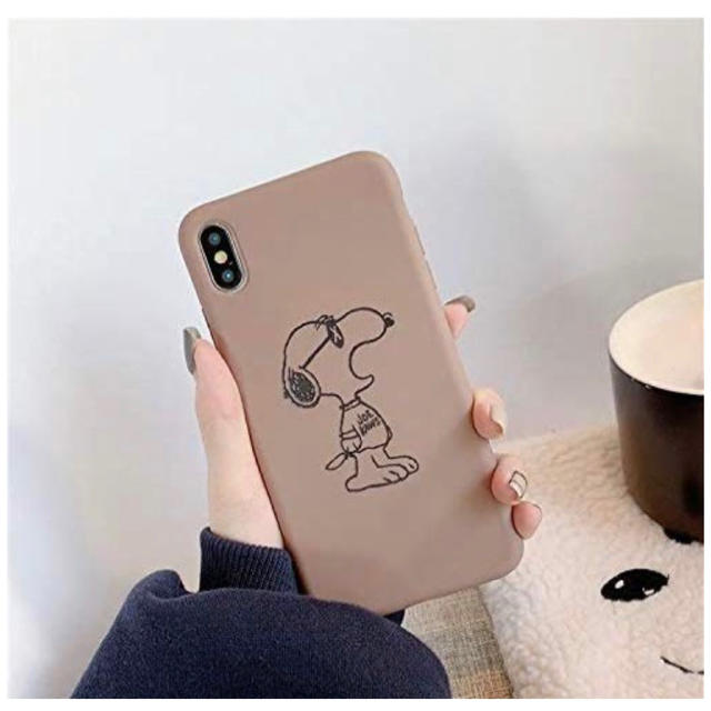 スヌーピー 携帯ケース iPhone 7/8 7/8plus X/Xs XRの通販 by JIMIN's95 shop|ラクマ