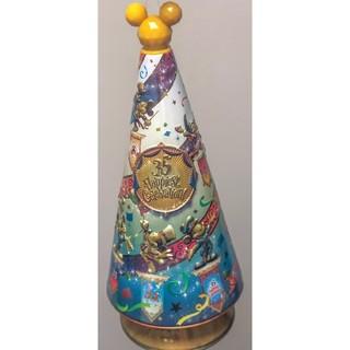 Disney - ディズニー 35周年 グランドフィナーレ セレブレーションタワー缶