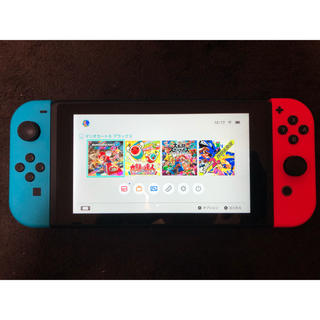Nintendo Switch - 任天堂switch 本体