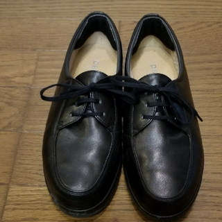 アシックス(asics)のアシックスpedala 23.5㎝(ローファー/革靴)