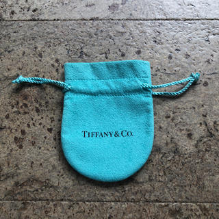 ティファニー(Tiffany & Co.)のティファニー ジュエリー巾着(小物入れ)