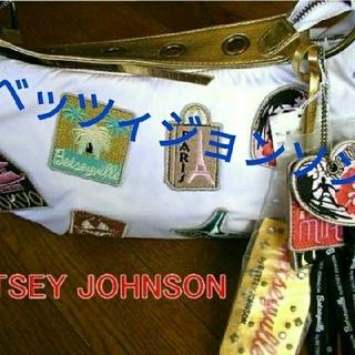 ベッツィジョンソン(BETSEY JOHNSON)の新品 激安ベッツィジョンソン/ショルダーBAG★定価16,800円(ショルダーバッグ)
