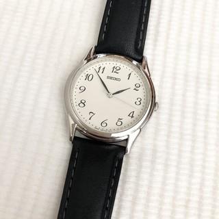 セイコー(SEIKO)のSEIKO 7N01-7140 メンズ クォーツ腕時計 電池あり(腕時計(アナログ))