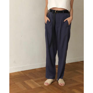 TODAYFUL - TODAYFUL 新作 完売 Tapered Rough Pants 38 新品