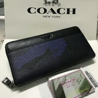 COACH - YKK製品 新品未使用 coach コーチ 長財布 F75099