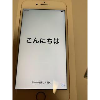 iPhone 6s Gold 64 GB docomo