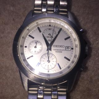 セイコー(SEIKO)のSEIKOクロノ(腕時計(アナログ))