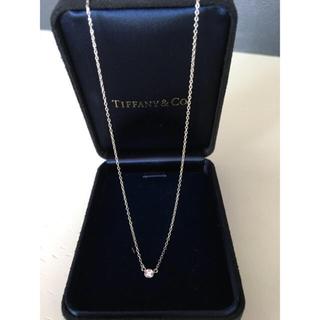 Tiffany & Co. - ティファニー ネックレス プラチナ