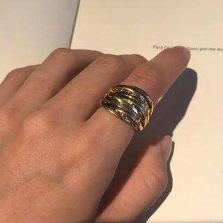 ユナイテッドアローズ(UNITED ARROWS)の大ぶりリング(リング(指輪))