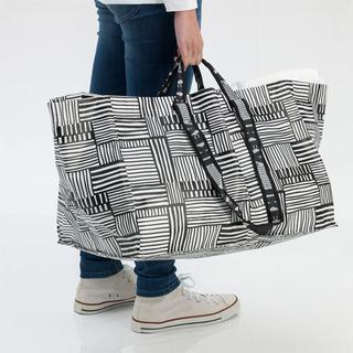 IKEA - IKEAエコバッグ、ショッピングバッグ、ランドリーバッグ フィスラLサイズ