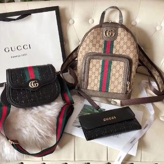 Gucci - ショルダーバッグ,ショルダーバッグ特別価格の3点