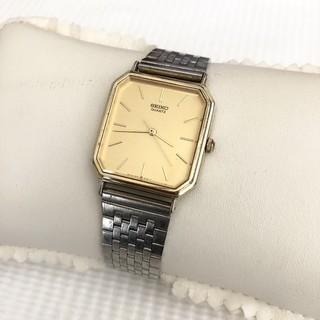 セイコー(SEIKO)のSEIKO 6531-5100 メンズ クォーツ腕時計 電池あり(腕時計(アナログ))