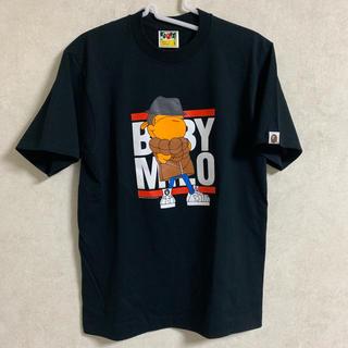 アベイシングエイプ(A BATHING APE)のA BATHING APE milo Tシャツ Sサイズ(Tシャツ/カットソー(半袖/袖なし))