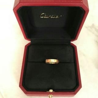 カルティエ(Cartier)のCartierラブリング(リング(指輪))