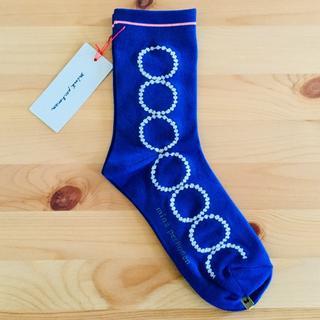 mina perhonen - mina perhonen / socks【tambourine】