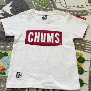チャムス(CHUMS)の【CHUMS チャムス】キッズ Tシャツ Mサイズ 100〜110(Tシャツ/カットソー)