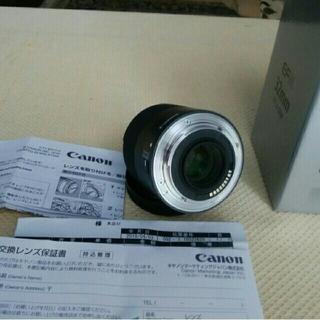 Canon - Canon EF-M32mm f1.4 ほぼ新品