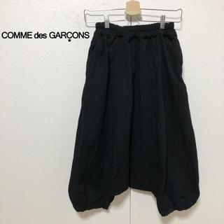 コムデギャルソン(COMME des GARCONS)の【COMME des GARCONS】ポリ縮絨 サルエルパンツ F(サルエルパンツ)