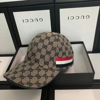 5815b473847c グッチ(Gucci)の美品 GUCCI グッチ 帽子 ベースボール キャップ コットン サイズ調節