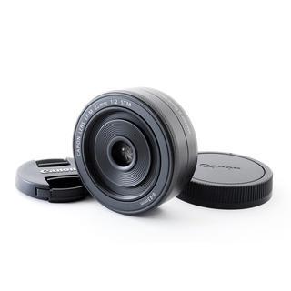Canon - ★一眼ならではのボケ感★キャノン EF-M 22mm STM 単焦点レンズ