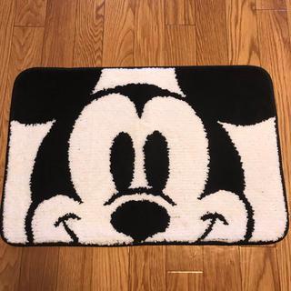 Disney - フロアマット ミッキー