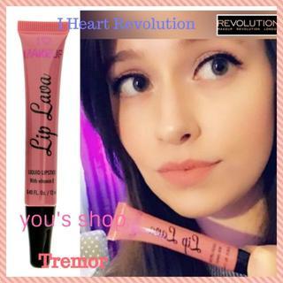 セフォラ(Sephora)の☆SNSで話題◆メイクアップレボリューション◆リップラバ◆Tremor(口紅)