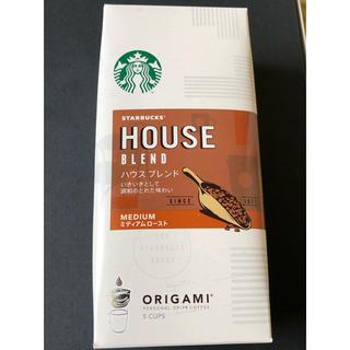 スターバックスコーヒー(Starbucks Coffee)の未開封品 スターバックス オリガミ コーヒー ドリップ(コーヒー)