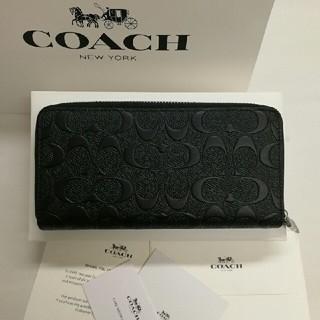 COACH - 大人気  COACH コーチ 長財布 58113
