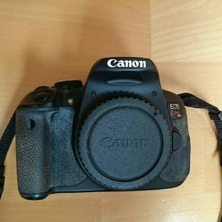 Canon - EOS Kiss X6i ボディ、EOSKissX6i
