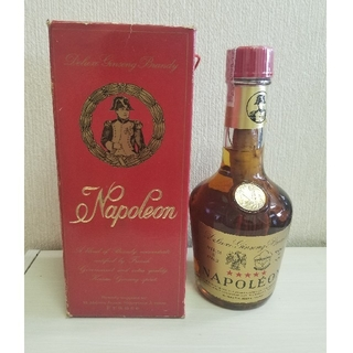 【古酒 未開栓】Deluxe Ginseng Brandy NAPOLEON