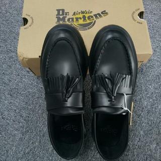 ドクターマーチン(Dr.Martens)のUK7 未使用品 ドクターマーチン3ホールプラック Dr. Martens  (ブーツ)