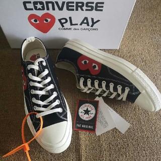 CONVERSE - Play COMME des GARCONS×Converse22.5-28.5