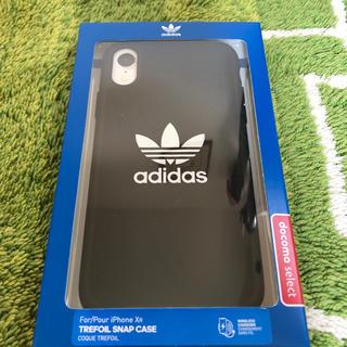 アディダス(adidas)のアディダス iphone XR用 ケース(iPhoneケース)
