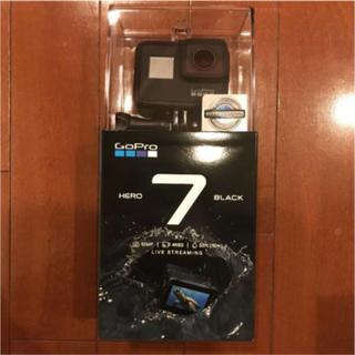 ゴープロ(GoPro)のGoPro HERO7 Black(ビデオカメラ)