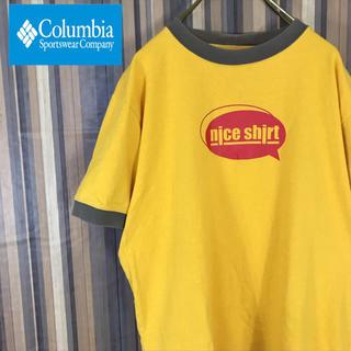 コロンビア(Columbia)のColumbia コロンビア Tシャツ 半袖 カットソー  好配色(Tシャツ/カットソー(半袖/袖なし))
