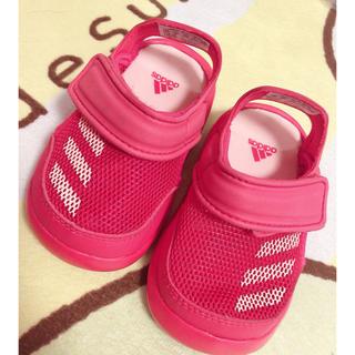 adidas - アディダス♡ベビーサンダル