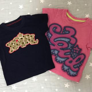X-girl - X-girl Tシャツ  80 2枚 セット