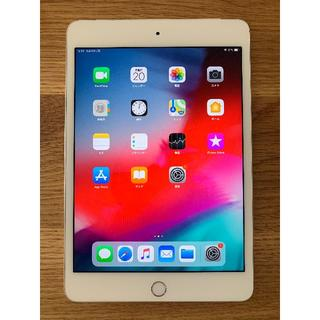 Apple - iPad mini4 シルバー 16GB cellular SIMフリー