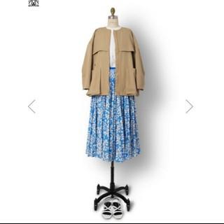 Drawer - ドゥロワー 完売スカート36