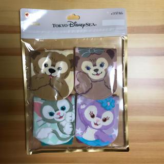 Disney - TDS♡パーク完売♡ダッフィーフレンズ靴下セット