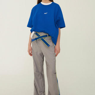 メゾンキツネ(MAISON KITSUNE')の19ss ADERerror Tシャツ(Tシャツ/カットソー(半袖/袖なし))