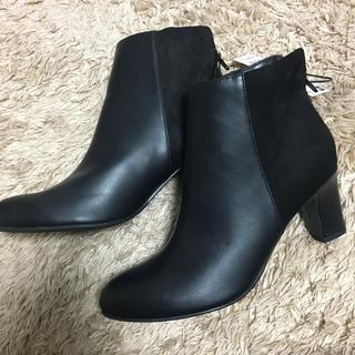 ジーユー(GU)のGU ショートブーツ Lサイズ(ブーツ)