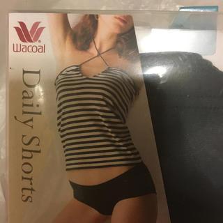 Wacoal - ボーイレングスショーツ黒