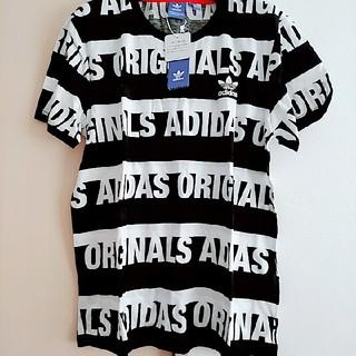 アディダス(adidas)の新品未使用タグあり adidas ロゴ半袖T (Tシャツ(半袖/袖なし))