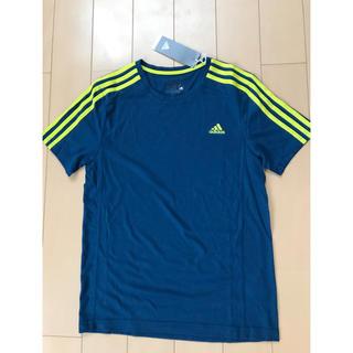 アディダス(adidas)の【新品】アディダス 160 2枚セット(Tシャツ/カットソー)