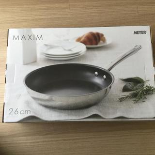 マイヤー(MEYER)のMEYER  マイヤー フライパン 26㎝(鍋/フライパン)
