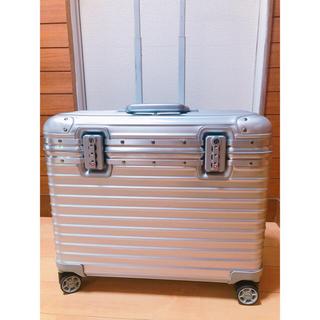 リモワ(RIMOWA)の期間限定出品 リモワパイロット ビジネストロリー トパーズ 34l 機内持ち込み(トラベルバッグ/スーツケース)